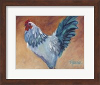 Blue Chick Fine Art Print