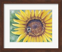 Busy Bee Fine Art Print