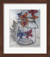 Jar Of Hope Fine Art Print