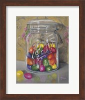 Jar Of Jellybeans Fine Art Print