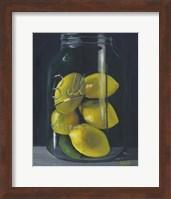 Lemons Fine Art Print