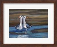 Lovebirds Fine Art Print