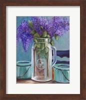 Homestead Lilacs Fine Art Print