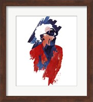 Emett Doc Alpha Fine Art Print