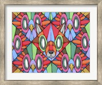 Wolf In The Roost Fine Art Print