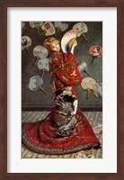 Japonaise Fine Art Print