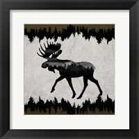 Rustic Lodge Collection V1 1 Fine Art Print