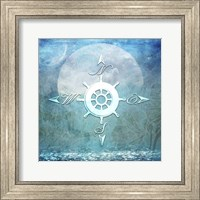 Sailor Away Compass Fine Art Print