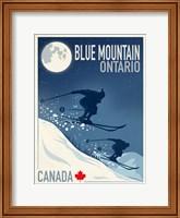 Blue Mountain 1 Fine Art Print
