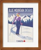 Blue Mountain 2 Fine Art Print