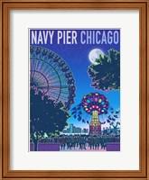 Navy Pier Chicago Fine Art Print