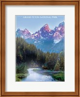 Grand Tetons Fine Art Print