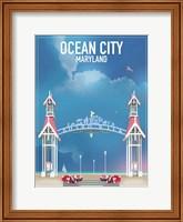 Ocean City Maryland Fine Art Print