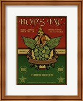 Hop's Inc Fine Art Print