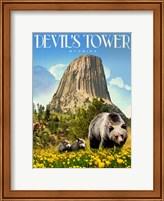 Devils Tower Fine Art Print