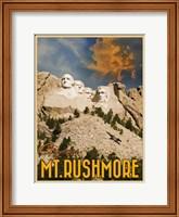 Mt Rushmore Fine Art Print
