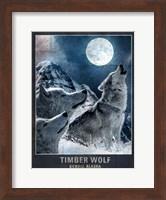 Wolf Moon Fine Art Print