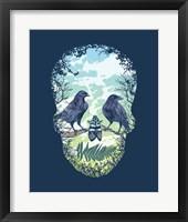 Nature Skull Fine Art Print