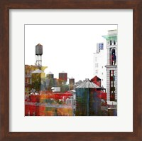 Where The Streets Have No Name Fine Art Print