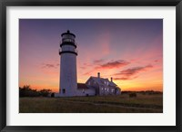 Cape Cod Sunset Fine Art Print
