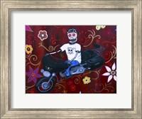Street Glider Harley Fine Art Print