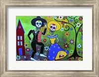 Taco Diablo Bailar Fine Art Print