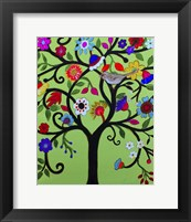 Special Tree Of Life Whimsical Fine Art Print