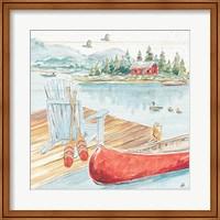 Lake Moments III Fine Art Print