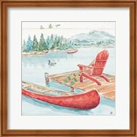 Lake Moments IV Fine Art Print