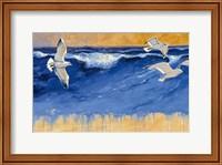 Seagulls Fine Art Print