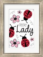 Little Lady Fine Art Print