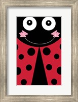 Lady Bug Fine Art Print