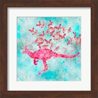 Kangaroo Flower Fine Art Print