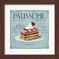 Patisserie 2 Fine Art Print