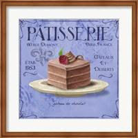 Patisserie 6 Fine Art Print
