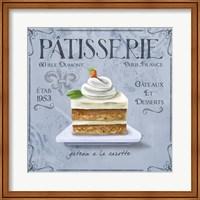 Patisserie 9 Fine Art Print