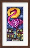 Flamingo Fine Art Print