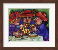 Tea For Three Fine Art Print