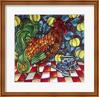 Morning Tea Fine Art Print