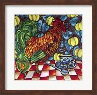 Morning Tea Fine Art Print