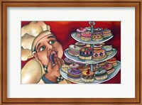 Pastries Fine Art Print