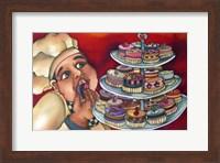 Pastries Fine Art Print