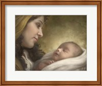 A Son is Given Fine Art Print