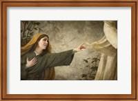 A Thread of Faith Fine Art Print