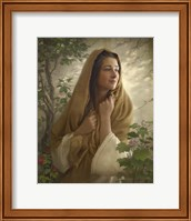 Mary Kept All These Things Fine Art Print