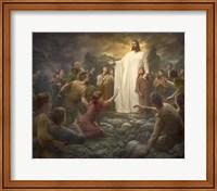 One Shepherd Fine Art Print