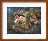 The Herald Angels Fine Art Print