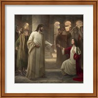 Though Your Sins be as Scarlet Fine Art Print