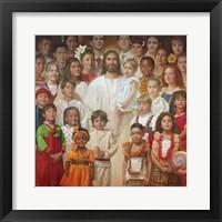 I Am a Child of God Fine Art Print