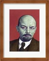Dead Red - Lenin Fine Art Print